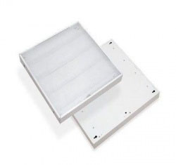 Светодиодная квадратная панель Призма-40 (595x595х40)