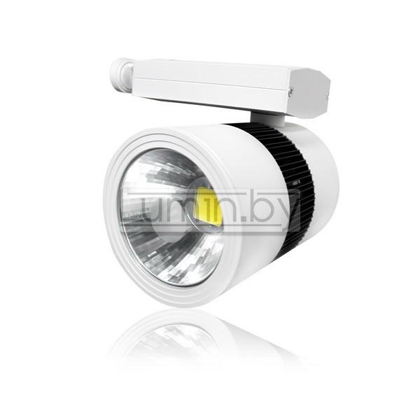 Светодиодный трековый светильник 35W COB