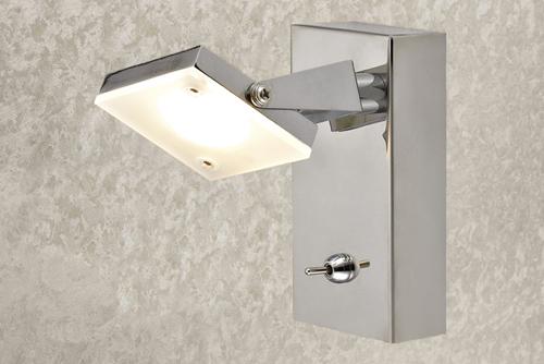 Светильник LED для зеркала с выключателем