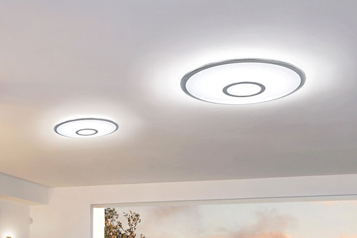Светильник дизайнерский led на потолок