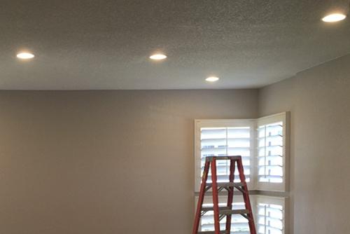светильник для высоких потолков дома и производственных помещений