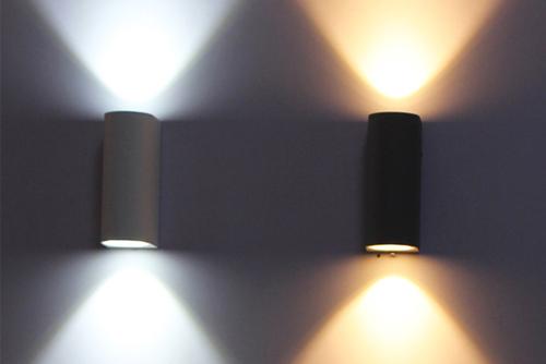 Архитектурный светильник ip65 двусторонний светодиодный