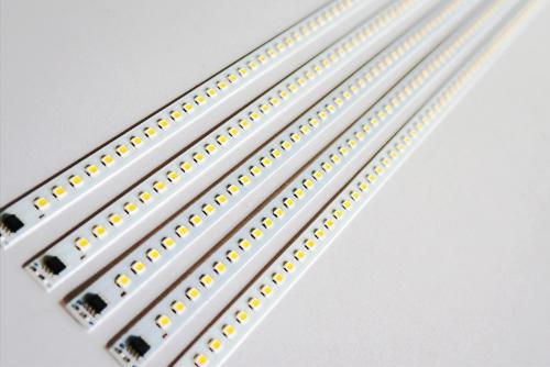 светодиодные линейки 220 led полоски 220V диодные планки в минске