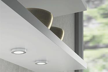 LED мебельные точечные светильники