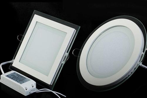 Светодиодные панели стекло