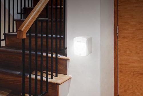 светильник настенный с датчиком движения светодиодный
