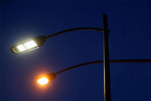 Cветильник уличный консольный LED