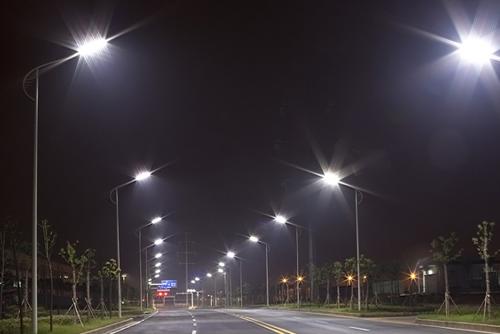 LED фонари на столб IP65 в Минске