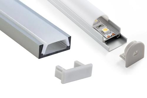 накладной врезной светодиодный профиль освещения для led ленты купить минск