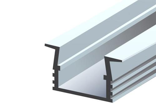 алюминиевый светодиодный профиль встраиваемый и накладной для led ленты купить в минске