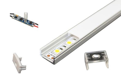 профиль алюминиевый для светодиодной ленты минск крепления заглушки и led выключатели