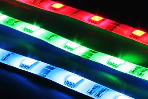 светодиодная лента rgb цвет