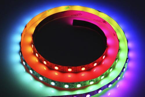 Cветодиодная лента ргб 5050 60 led rgb
