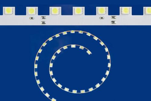 Боковые светодиоды ленты DIP LED