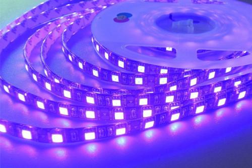 Светодиодная ультрафиолетовая лента Минск