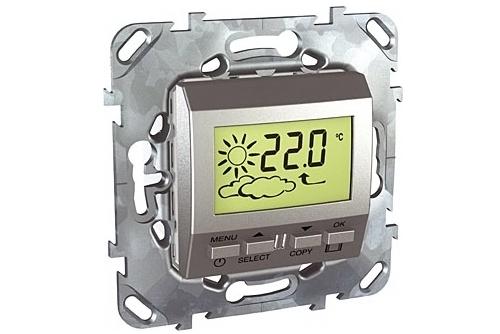 термостат schneider датчик температуры шнайдер электрик