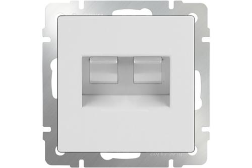 интернет розетка werkel для телефонного кабеля eathernet розетка веркель