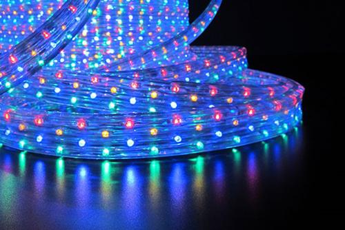 дюралайт многоцветный светодиодный шнур rgb недорого