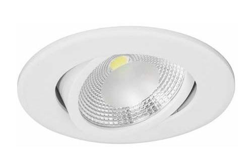 LED встраиваемый поворотный направленного света круг 5W 4000K IP40