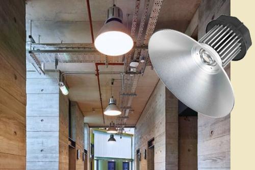 купить LED прожектор светодиодный в минске колокол купольный