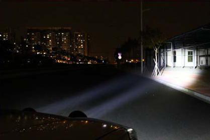 светодиодный прожектор 12 вольт для авто в минске