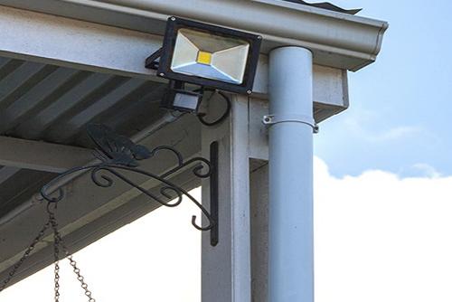 led прожектор влагозащищенный с датчиком движения цена в минске