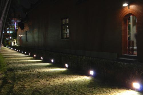 светодиодные led прожекторы для подсветки освещения ландшафта и архитектуры 6500к 50 вт
