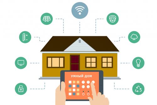 умный дом управление смартфон оборудование готовая система умного дома цены в минске
