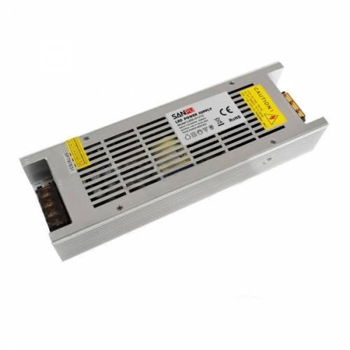 Блок питания для светодиодных лент S-250-12 (компактный)