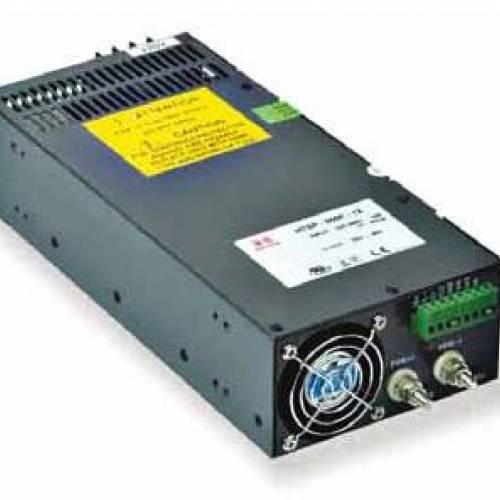 Блок питания для светодиодных лент HTS-800-24