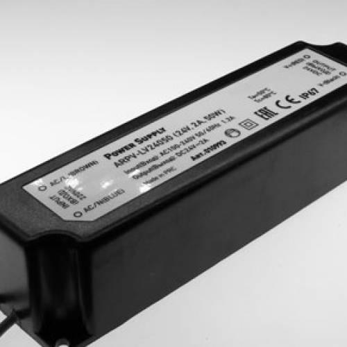 Блок питания для светодиодных лент LV24050