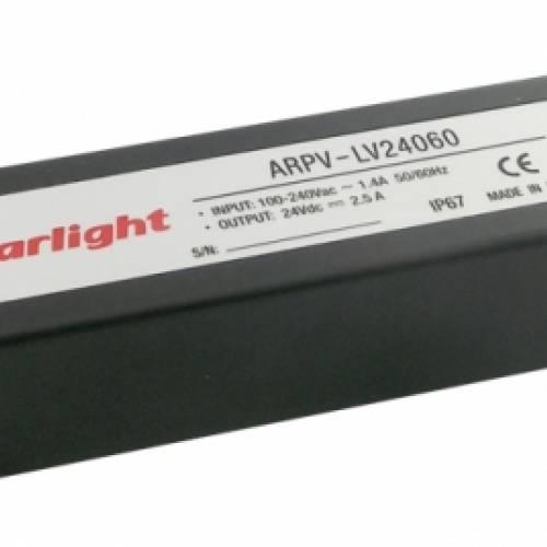 Блок питания для светодиодных лент LV24060