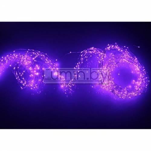 Светодиодная лоза 350 LED, 12V Пурпурный Артикул: 70874