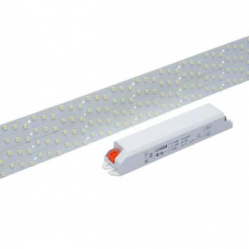 Комплект линеек для сборки светодиодных светильников 32W
