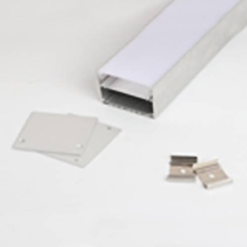 Накладной подвесной профиль S-5050 anod