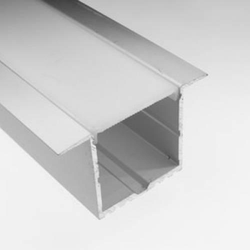 Встраиваемый алюминиевый профиль ALP-22