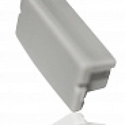 Заглушка глухая для алюминиевого профиля ALP-21