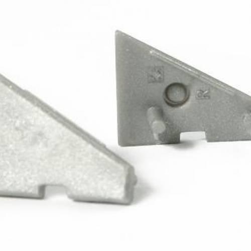 Заглушка для светодиодного профиля AN-P333