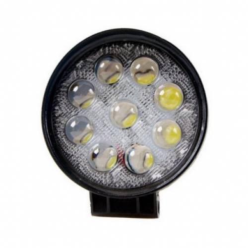 Автомобильный прожектор 27-CIR 27W Spot