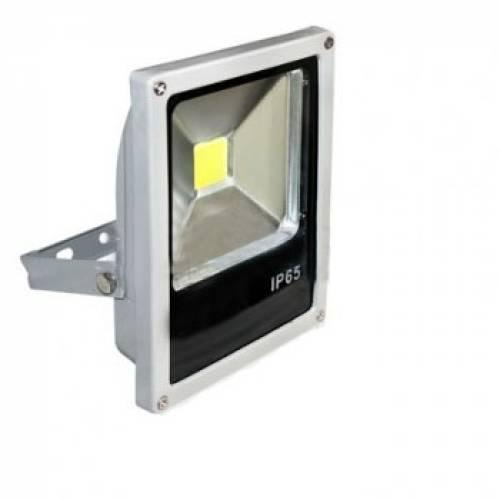 Светодиодный прожектор 10W Слим, IP65