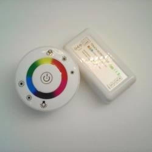Контроллер TRW-Ring (12/24V, 216/432W, белый ПДУ)