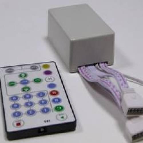 RGB-контроллер BT-1600 Бегущая волна