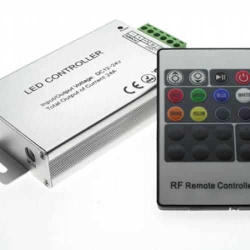 RGB-контроллер LN-RF20B-24A (288-576W)