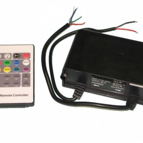 RGB-контроллер LN-RF20B-W