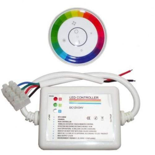 Сенсорный RGB контроллер Color Ring (216 W)