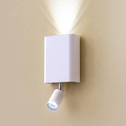 Настенный светильник Декарт белый CL704410