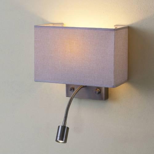 Настенный светильник Декарт старая бронза CL704303