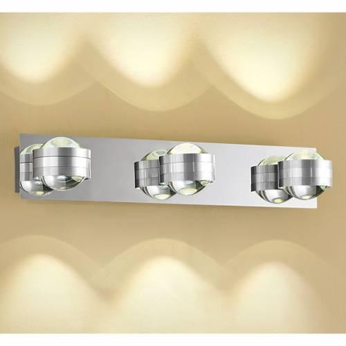 Настенный светильник Пойнт Хром CL552331