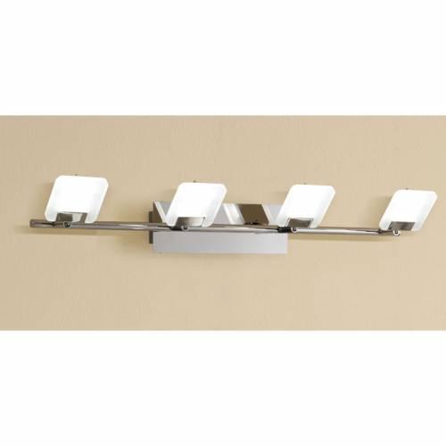 Настенный светильник Стив Хром LED CL550541