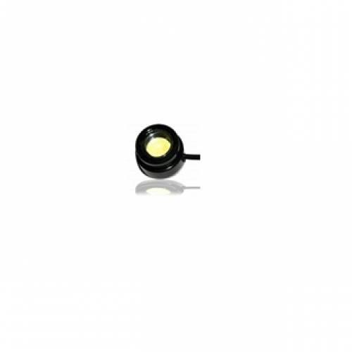 Точечный светодиодный светильник D15-2W-Black